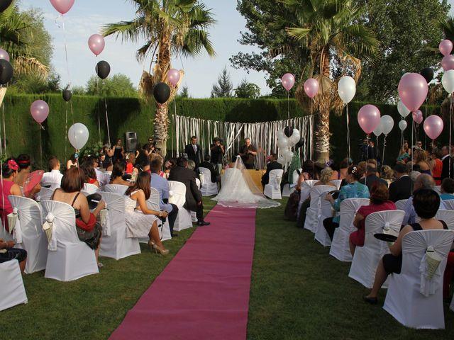 La boda de Jairo y Irene en Fuente Vaqueros, Granada 19