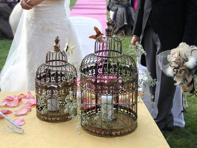 La boda de Jairo y Irene en Fuente Vaqueros, Granada 23