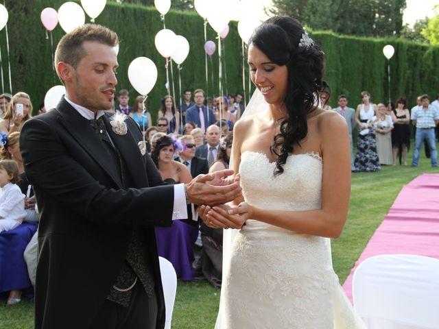La boda de Jairo y Irene en Fuente Vaqueros, Granada 24
