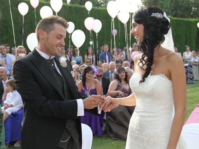 La boda de Jairo y Irene en Fuente Vaqueros, Granada 25