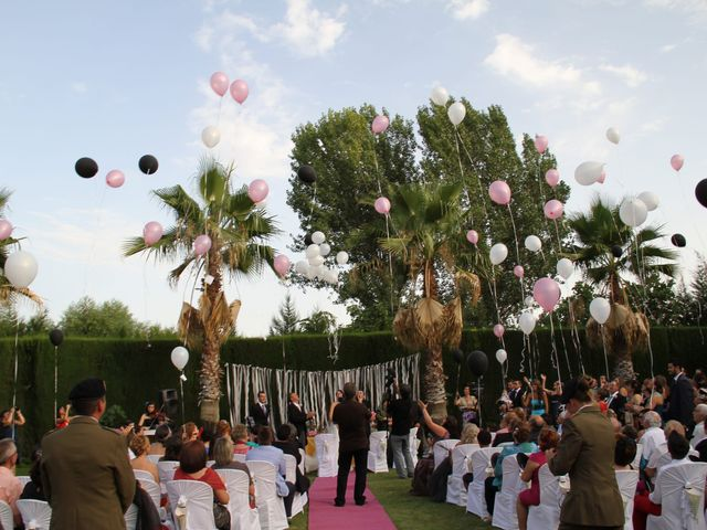 La boda de Jairo y Irene en Fuente Vaqueros, Granada 28