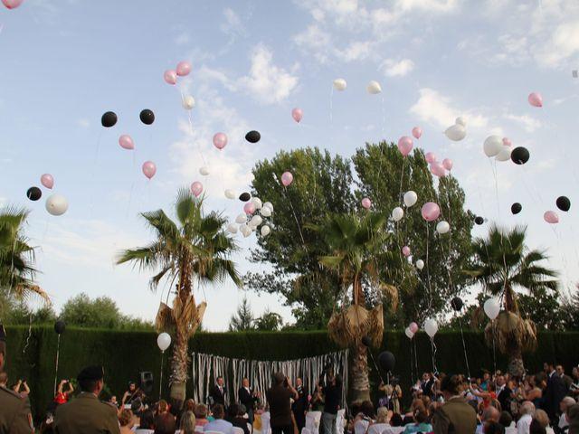 La boda de Jairo y Irene en Fuente Vaqueros, Granada 29