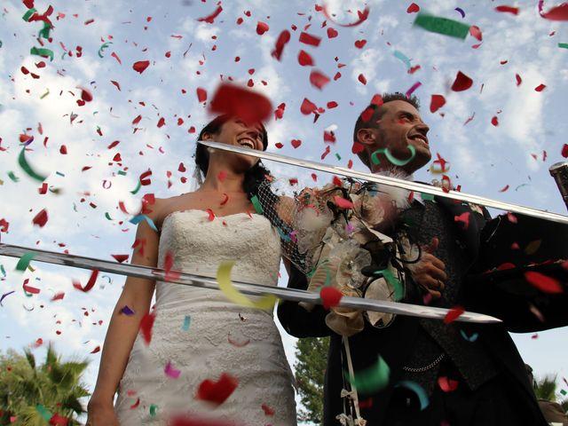La boda de Jairo y Irene en Fuente Vaqueros, Granada 31