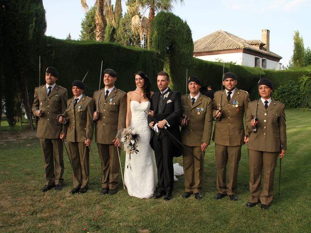 La boda de Jairo y Irene en Fuente Vaqueros, Granada 32