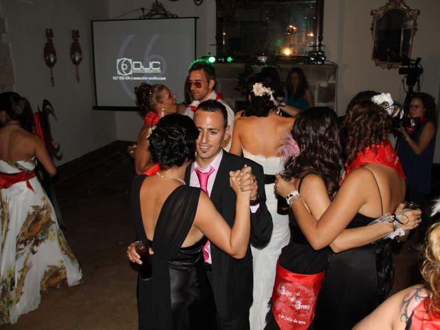 La boda de Jairo y Irene en Fuente Vaqueros, Granada 50