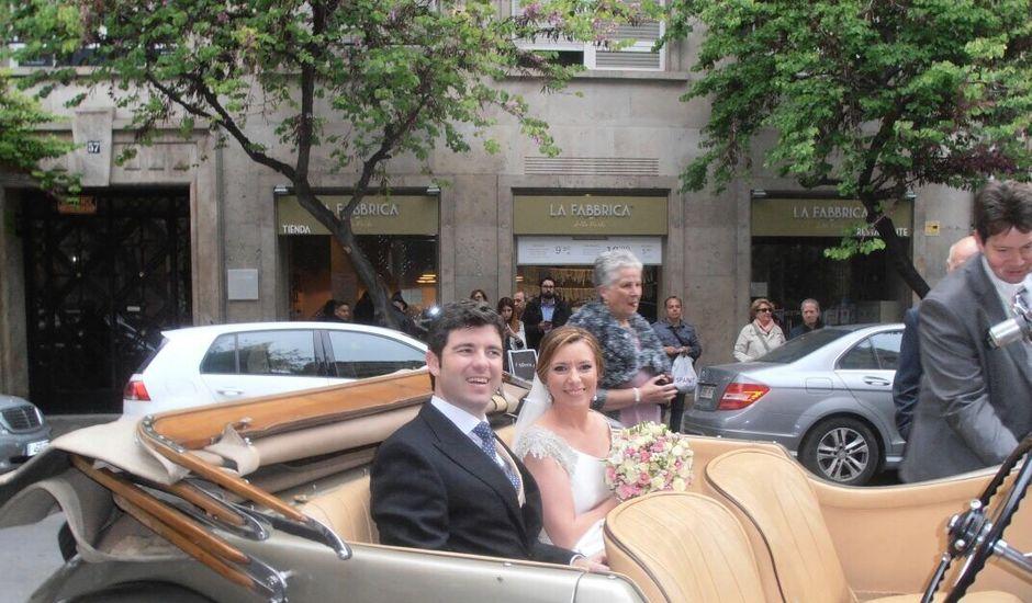 La boda de Eduardo y Elena  en Valencia, Valencia