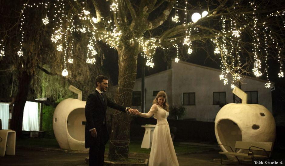 La boda de Francisco y Virginia en Azpeitia, Guipúzcoa