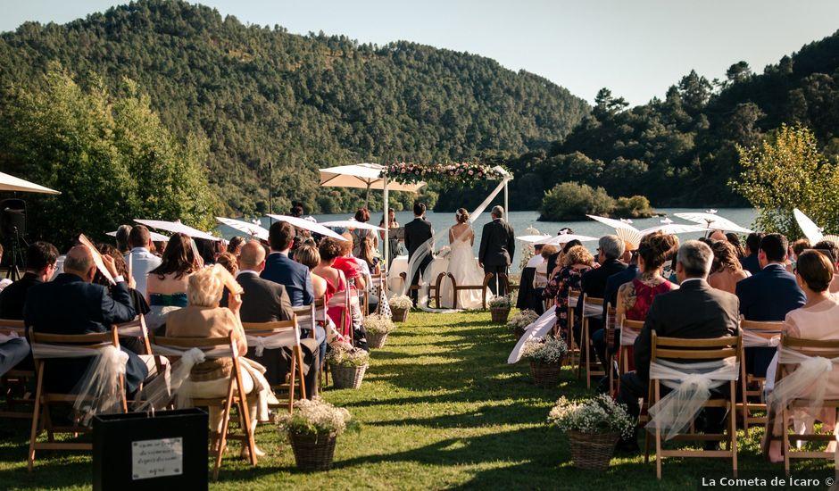 La boda de Lucas y Melania en Laias, Orense