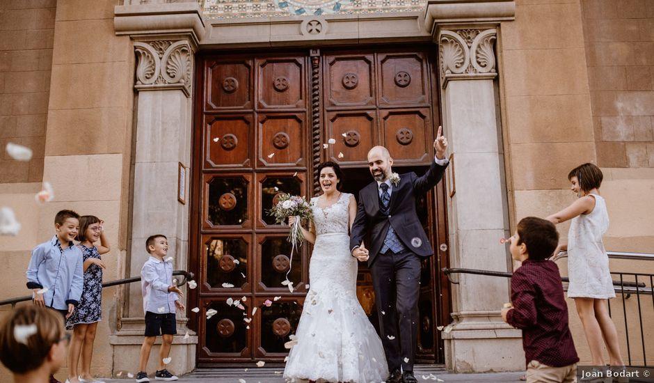 La boda de Edu y Maria en Barcelona, Barcelona