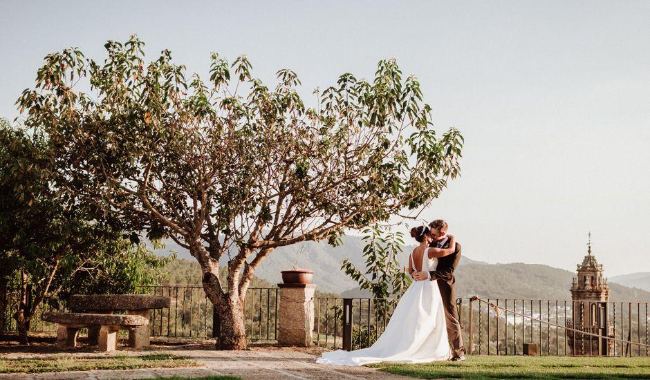La boda de Valeria y Eduardo en Ribadavia, Orense