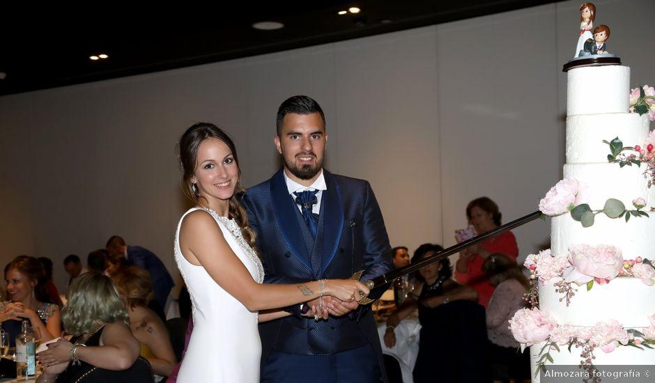 La boda de Nuria y Andrés en Zaragoza, Zaragoza