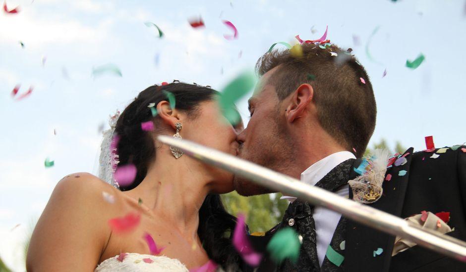 La boda de Jairo y Irene en Fuente Vaqueros, Granada