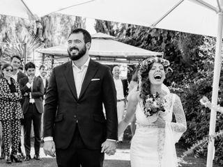 La boda de Tere y Luis