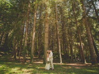 La boda de Alba y Oliver