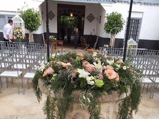 La boda de Fanny y Javier 3