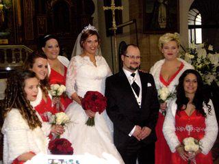 La boda de Juan Pedro y Priscila