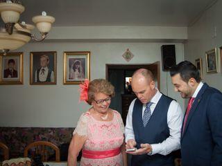 La boda de Sandra y Juan Antonio 1