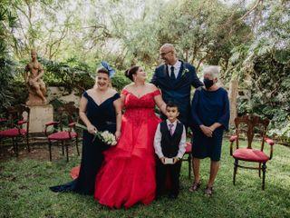 La boda de Yerelis  y Ruyman