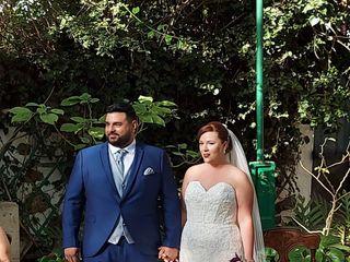 La boda de Yerelis  y Ruyman  2