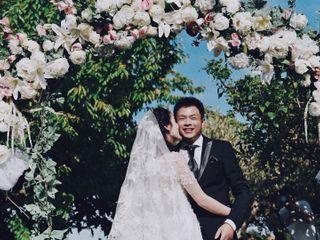 La boda de Xue  y Huile
