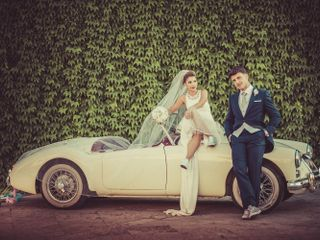 La boda de Patricia y Rubén