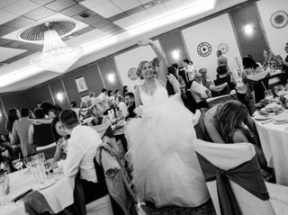 La boda de Irina y David 1