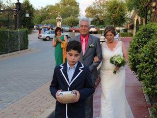 La boda de Rosa  y Alvaro  2