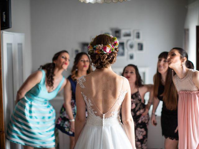 La boda de Jaime y Vero en Beniflá, Valencia 63
