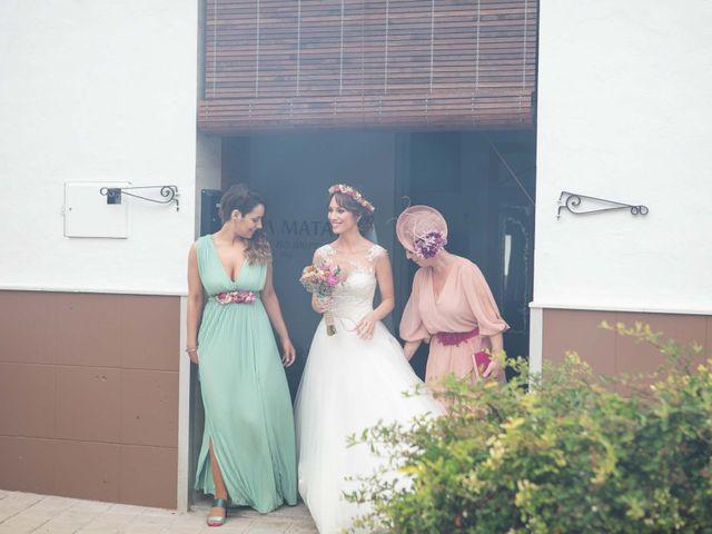 La boda de Jaime y Vero en Beniflá, Valencia 70