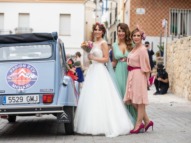 La boda de Jaime y Vero en Beniflá, Valencia 74