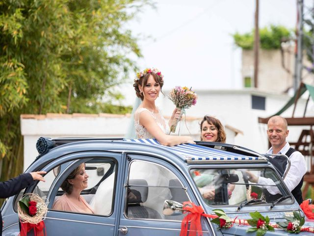 La boda de Jaime y Vero en Beniflá, Valencia 82