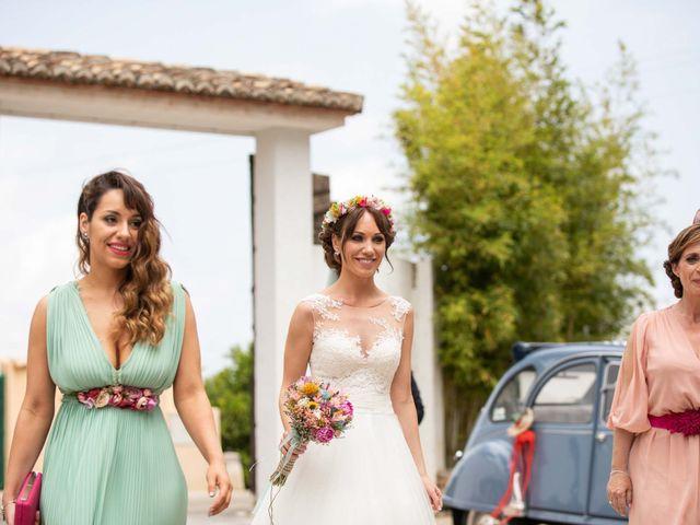 La boda de Jaime y Vero en Beniflá, Valencia 84