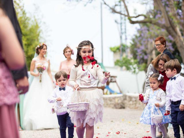 La boda de Jaime y Vero en Beniflá, Valencia 86