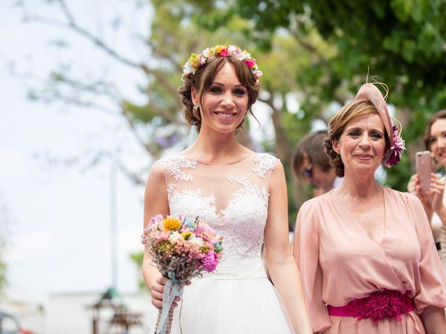 La boda de Jaime y Vero en Beniflá, Valencia 91
