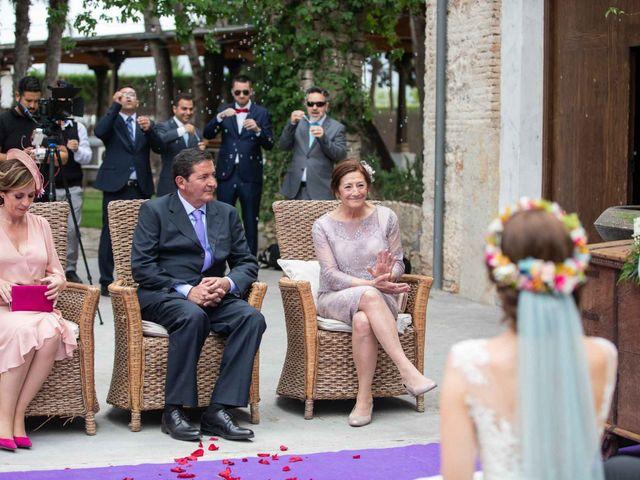 La boda de Jaime y Vero en Beniflá, Valencia 94