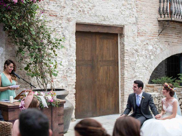 La boda de Jaime y Vero en Beniflá, Valencia 97