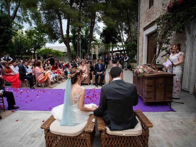 La boda de Jaime y Vero en Beniflá, Valencia 105