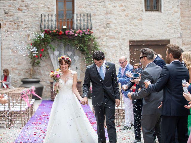 La boda de Jaime y Vero en Beniflá, Valencia 123