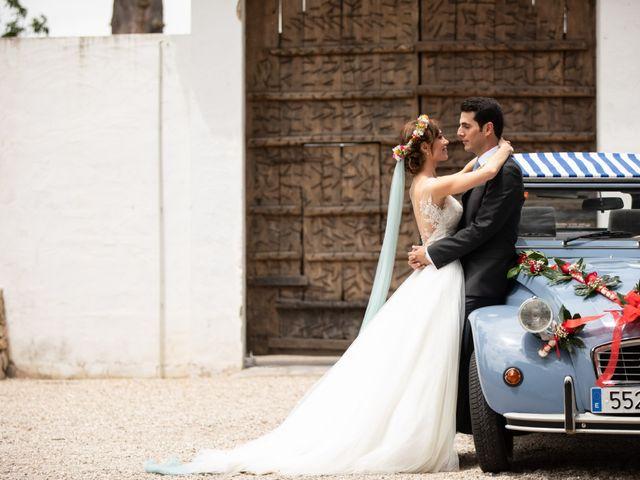 La boda de Jaime y Vero en Beniflá, Valencia 133