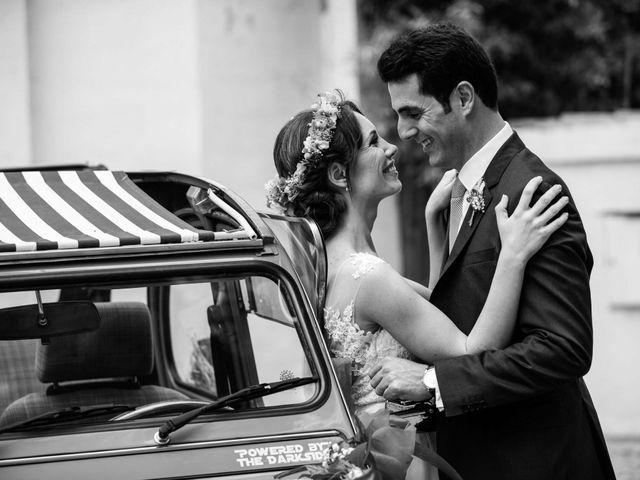La boda de Jaime y Vero en Beniflá, Valencia 136