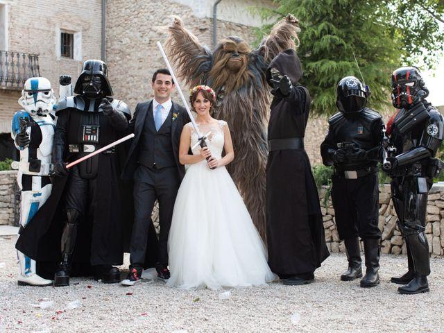 La boda de Jaime y Vero en Beniflá, Valencia 193