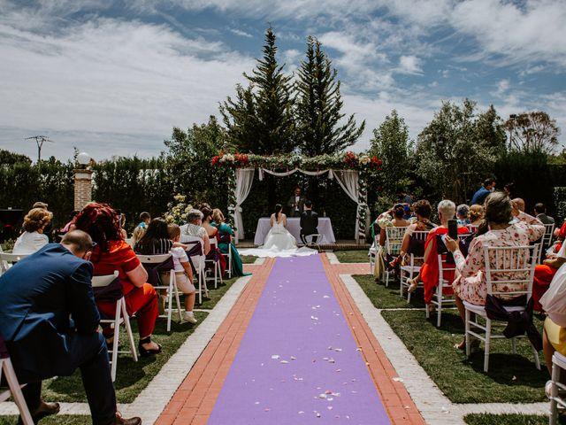La boda de Adrián y Alba en Cubas De La Sagra, Madrid 21