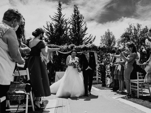 La boda de Adrián y Alba en Cubas De La Sagra, Madrid 23