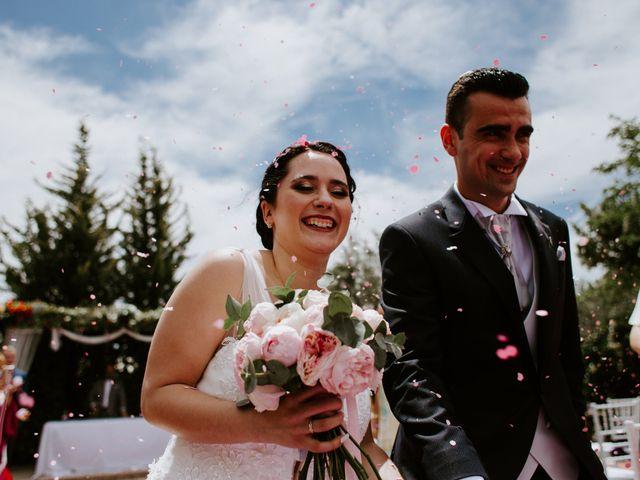 La boda de Adrián y Alba en Cubas De La Sagra, Madrid 24