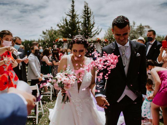 La boda de Adrián y Alba en Cubas De La Sagra, Madrid 25