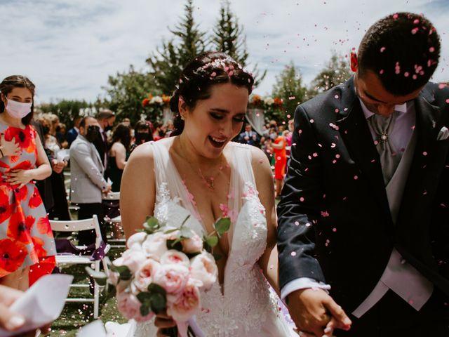 La boda de Adrián y Alba en Cubas De La Sagra, Madrid 26