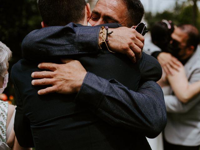 La boda de Adrián y Alba en Cubas De La Sagra, Madrid 28