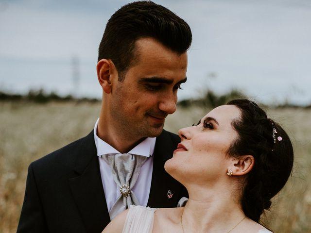 La boda de Adrián y Alba en Cubas De La Sagra, Madrid 32