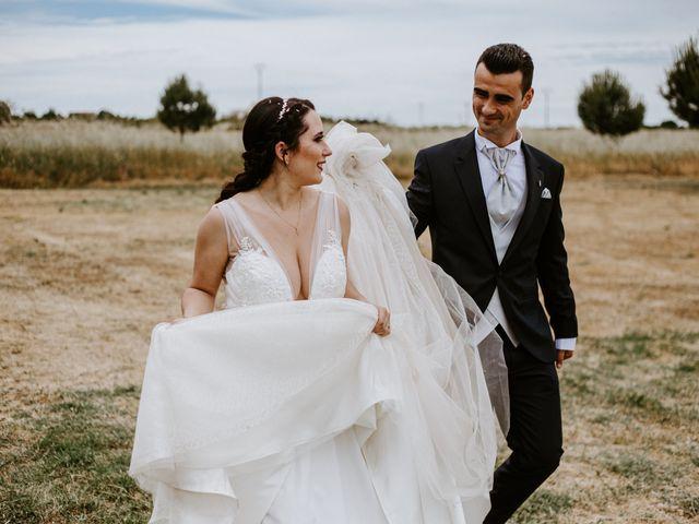 La boda de Adrián y Alba en Cubas De La Sagra, Madrid 35