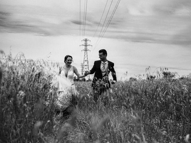 La boda de Adrián y Alba en Cubas De La Sagra, Madrid 36